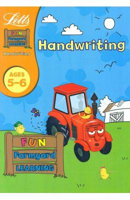 Handwriting : Etts  Fun Farmyard Learning  Age  5 - 6
