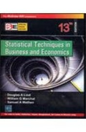 Statistical Techniques In Business & Economics W/Cd
