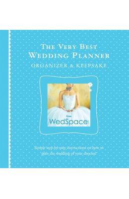 The Very Best Wedding Planner, Organizer & Keepsake