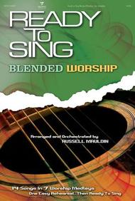 Ready To Sing Blended Worship: Satb (Ready To Sing (Songbooks))