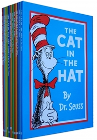 Dr.Seuss Collection Set Of 12 Books