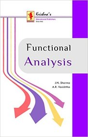 Buy Functional Analysis book : Ar Vasistha,Jn Sharma, 8182835070