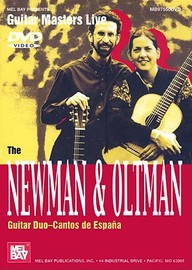 The Newman & Oltman Guitar Duo- Cantos De Espana