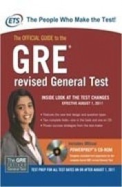 Official Guide To The Gre Revised General Test W/Cd