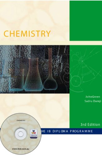 Buy Chemistry For Ib With Cd 3/E book : John Green, 1876659084