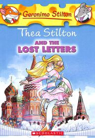 Thea Stilton & The Lost Letters