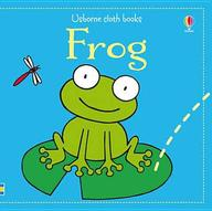 Usborne Cloth Book: Frog