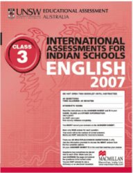 Iais 2007 Question Paper Booklet : English 2007 - Class 3 [2007 Iais]
