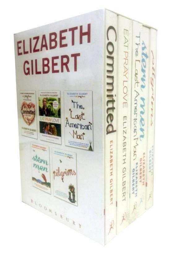 Elizabeth Gilbert Complete Boxed Set