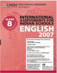 Iais 2007 Question Paper Booklet : English 2007 - Class 8 [2007 Iais]