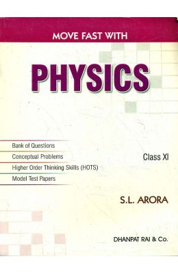 Move Fast With Physics Class 11 :