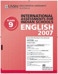 Iais 2007 Question Paper Booklet : English 2007 - Class 9 [2007 Iais]
