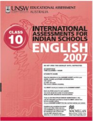 Iais 2007 Question Paper Booklet : English 2007 - Class 10 [2007 Iais]