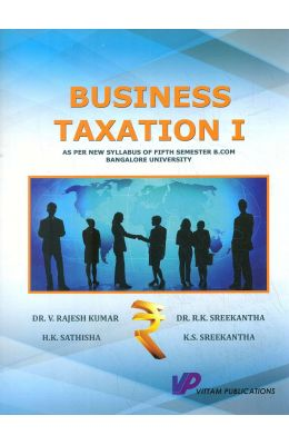 Business Taxation 1 Bcom 5 Sem : Bu