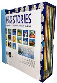Box Of Bedtime Stories Collection  Set Of 15 Books Box Set