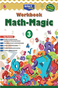 Active Learning Math Magic Workbook-3