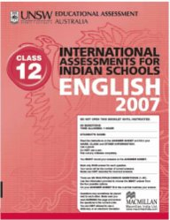 Iais 2007 Question Paper Booklet : English 2007 - Class 12 [2007 Iais]
