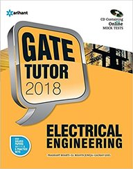 Electrical Engineering Gate Tutor 2018 W/Cd: Code G481