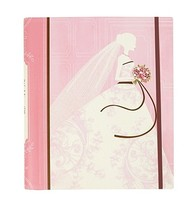 CR Gibson Blushing Bride Wedding Planner, 112 Pages
