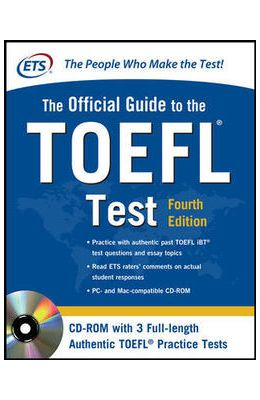 Official Guide To The Toefl Test W/Cd