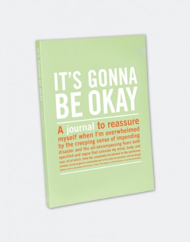 Knock Knock Its Gonna Be Okay Journal