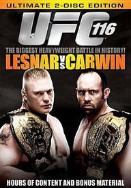 UFC 116 Lesnar Vs. Carwin [DVD]