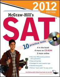 McGraw-Hill's SAT [With CDROM And Pull-Out Smart Cards]