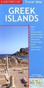 Greek Islands (Globetrotter Travel Map)