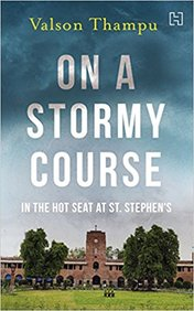 On A Stormy Course : In The Hot Seat At St Stephens
