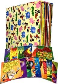 Box Of Animal Stories Collection Set Of 15 Books Box Set