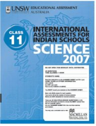 Iais 2007 Question Paper Booklet : Science 2007 - Class 11 [2007 Iais]