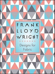 Pomegranate Frank Lloyd Wright/Design For Fabric Standard Boxed Note Card Set (Pack Of 2)