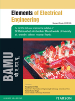 Elements of Electrical Engineering : For the Dr. BAMU, Aurangabad