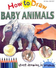 How To Draw Baby Animals : Start Drawing In Seconds
