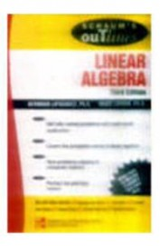 Buy 3000 Solved Problems In Linear Algebra Schaum Solved Problems
