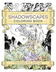 Llewellyn's Shadowscapes Coloring Book