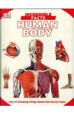 Incredible  Facts  Human Body