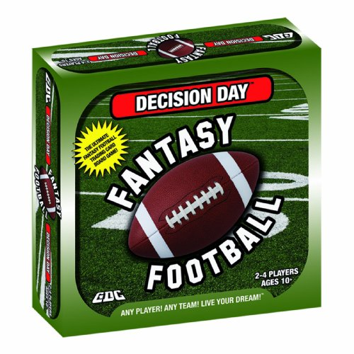 Decision Day- Fantasy Football