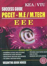 Success Guide Pgcet/Me/Mtech/Eee