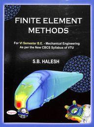 Finite Element Method For 6 Sem Mechanical Engineering : Vtu