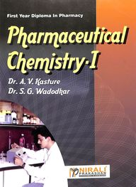 Pharmaceutical Chemistry - I First Year Diploma In Pharmacy