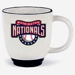 Washington Nationals 14 oz. Hi-Lite Coffee Mug
