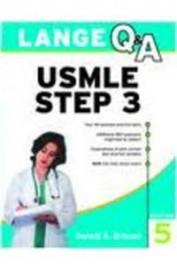 Lange Q & A Usmle Step 3