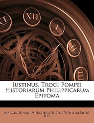 Iustinus. Trogi Pompei Historiarum Philippicarum Epitoma