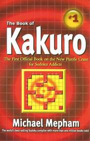 The Book Of Kakuro #1