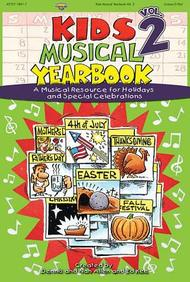 Kids Musical Yearbook 2 Split Track Accompaniment