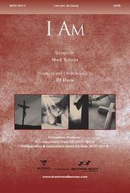 I Am Split Track Accompaniment CD (Arr. BJ Davis)