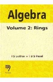 Buy Algebra Vol 2 Rings book : Luthar Is,Passi Ibs