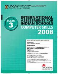 Iais 2008 Question Paper Booklet : Computer Skills 2008 - Class 3 [2008 Iais]
