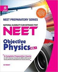 Objective Physics Vol 1 Neet : Code B039